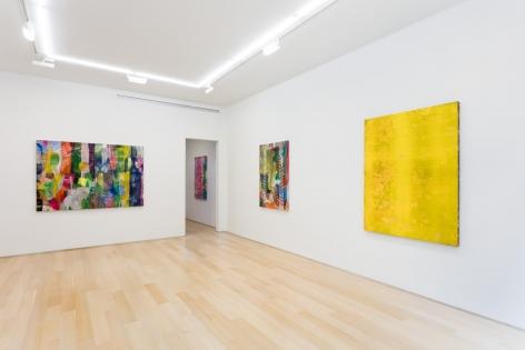 Gallery installation view, 2017