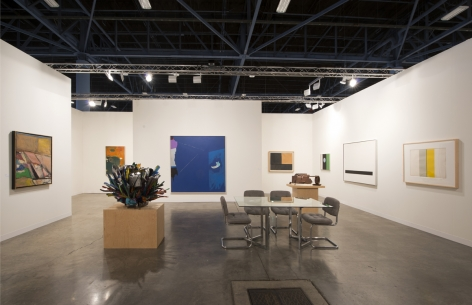Art Basel Miami 2012, installation view