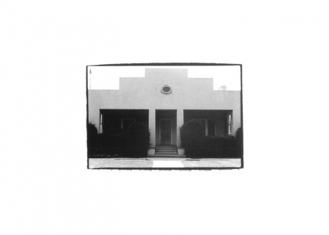 Untitled, from the series Stucco, 1973-76Gelatin silver print5 x 7 inches (12.7 x 17.8 cm)Edition 3/6, 2 AP