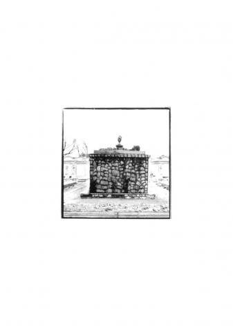 photo of a mausoleum