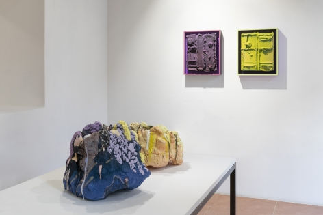 Brian Rochefort installation view