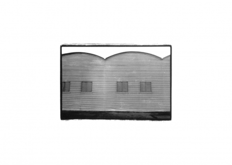 photo of a military barn