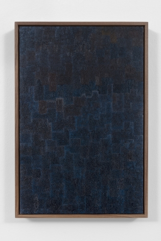 Perfectly Natural,2016-18 Oil on aluminum panel
