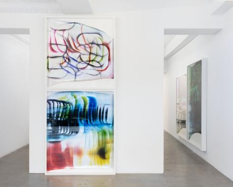 Gallery installation view, 2016