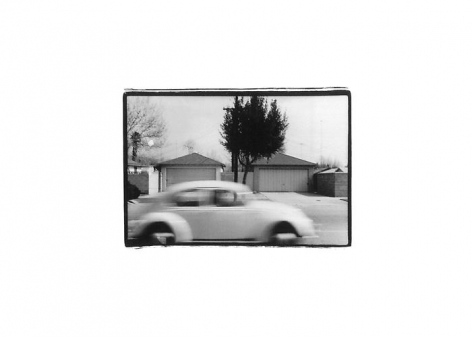 Untitled, from the series 35 Views of San Bernadino, 1974Gelatin silver print5 x 7 inches (12.7 x 17.8 cm)Edition 1/6, 2 AP