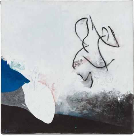 Khrog,1974 Acrylic on canvas