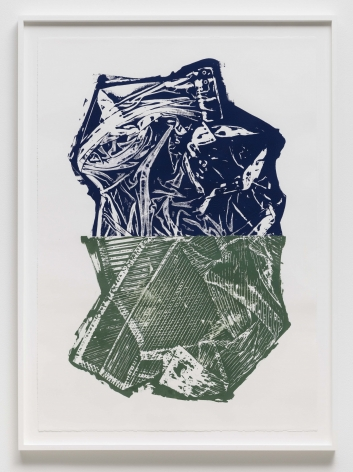 Untitled, 2015 Monoprint