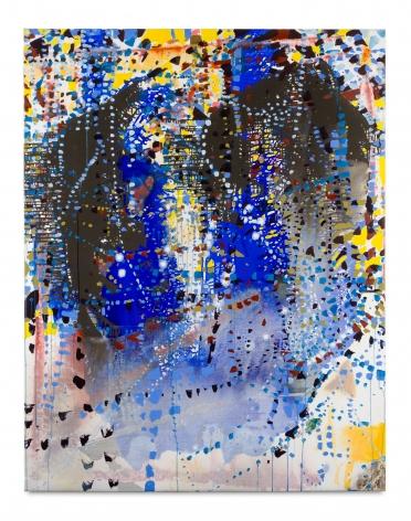 Portrait (Blue Daze),2018