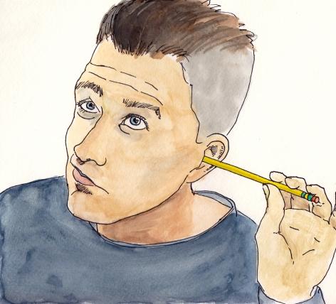Matt Anderson Drawings