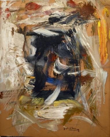 Michael Goldberg (1924-2007)