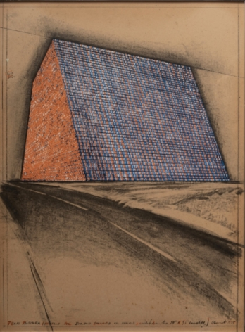 Christo (1935- 2020)