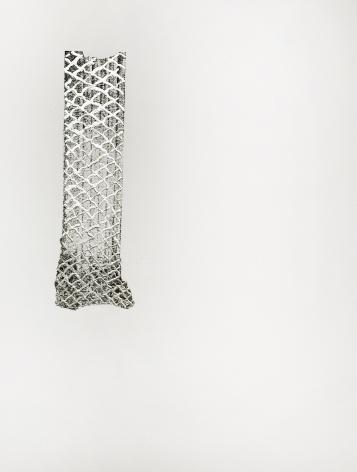 Najmun Nahar Keya  Corinthian Dhaka (5)  Charcoal, graphite, rabbit skin glue, silver, on Fabriano archival paper  11 x 14 in.  2019