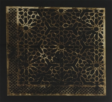 Anila Quayyum Agha Intersections (Black)
