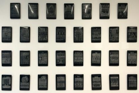 Untitled (Talismanic Tablets)