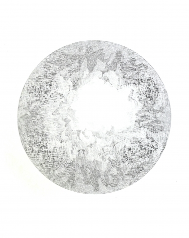 Grace Beck Nervous Energy, 2020 Graphite on rag paper 18h x 14w in
