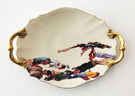 Untitled (Serving Dish - 1)