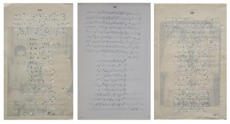 Yaad Dasht (triptych)