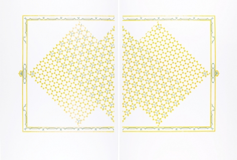 Illuminated Prisms Manuscript II: pG. 2 - Recto/Verso
