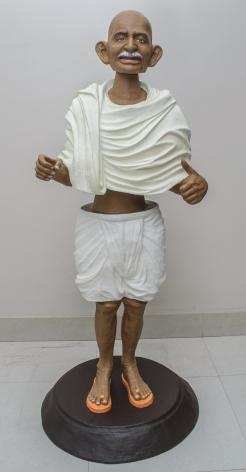 Toy Gandhi 6 (Small Bobble Head)