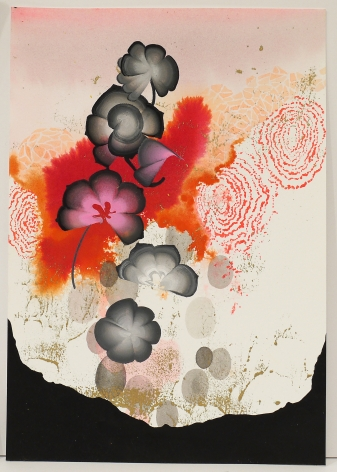 Darren Waterston Summer Garden Study no. 1, 2018