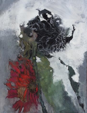 Jimmy Wright Pompeii Black No. 2, 2015