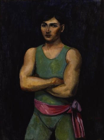 Acrobat in Green, 1927
