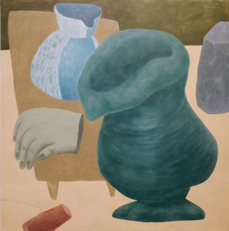 Ginny Casey, Droopy Vase, 2015
