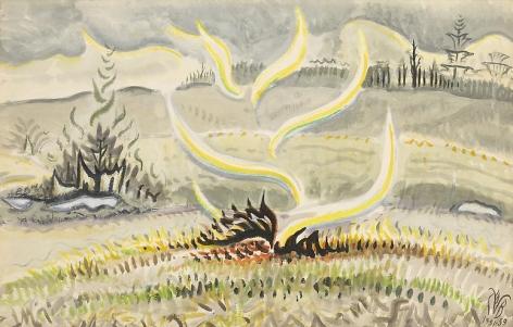 Birth of Spring (Rebirth of Spring), 1951-59.