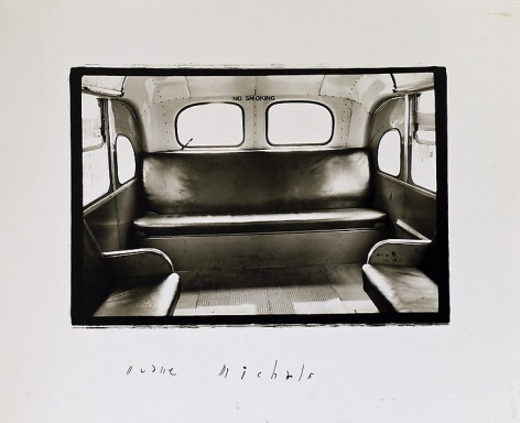 Empty New York, c. 1964