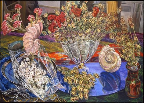 Dried Flowers, 2000