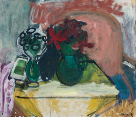 Still Life with Flowers, 1959