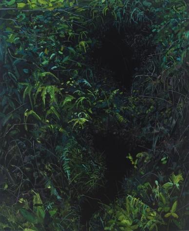 Claire Sherman, Holes, 2017