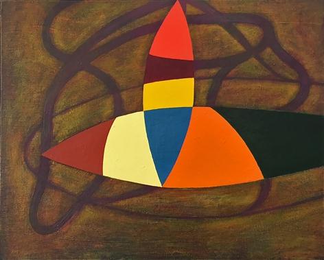 Thomas Nozkowski Untitled, 1992