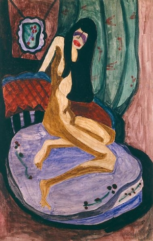 Gwen Knight, The Boudoir, 1945