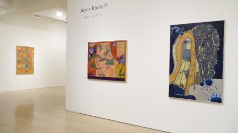 Joyce Kozloff: Uncivil Wars