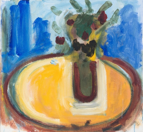 Roses on Table, 1979