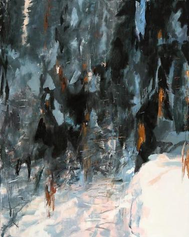 Eric Aho, Hemlock Ravine, 2013