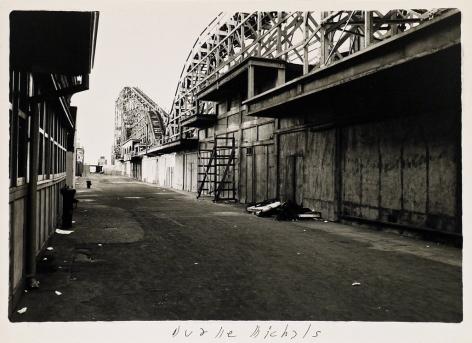 Empty New York,c. 1964