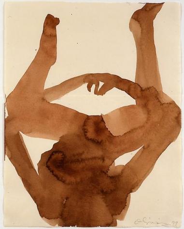 Santa Fe Nude #96, 1999
