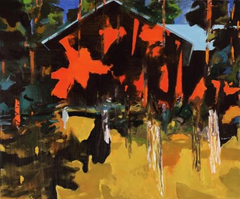 Wilderness Studio (Summer), 2015