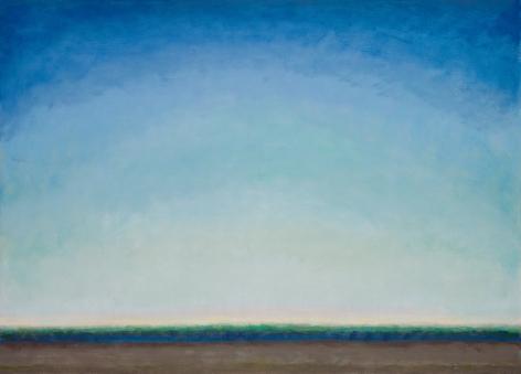 Cloudless Blue, 1990