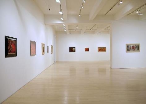 George Tooker (1920-2011): Reality Returns as a Dream Memorial Exhibition