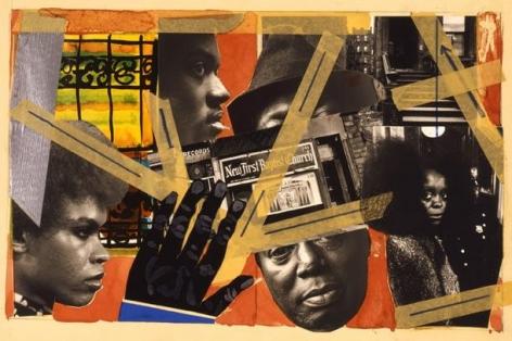 110th Street Harlem Blues, c. 1972