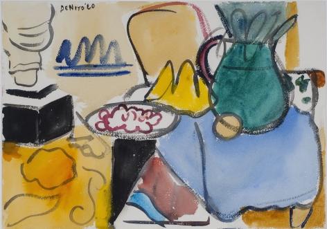 Untitled (Interior Still Life), 1960