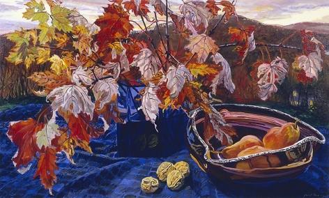 Autumn Dusk, 1990