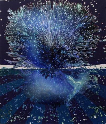 Blue on Horizon, 2013-2017