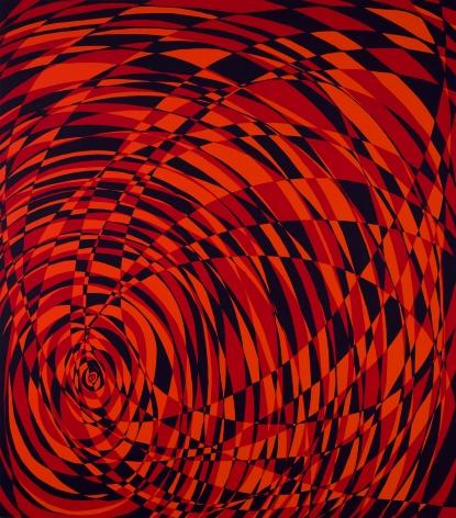 Interlude, 2021, Acrylic on canvas