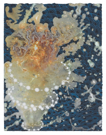 Barbara Takenaga, Untitled (Belinda), 2016