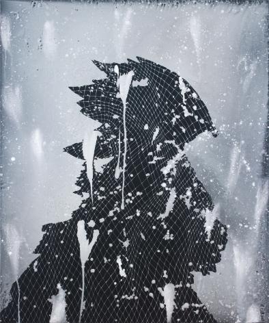 Shadow Love, 2018, Acrylic on linen