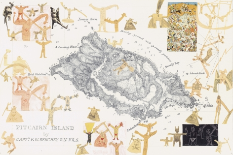 Boys' Art #1: Pitcairn Island, 2001-02